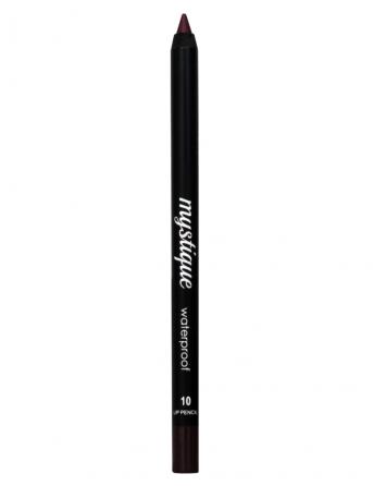 Mystique Waterproof Lip Pencil No 10 (wild mauve)