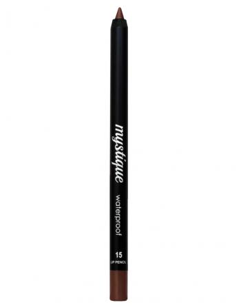 Mystique Waterproof Lip Pencil No 15 (be royal)