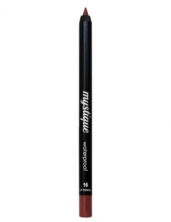 Mystique Waterproof Lip Pencil No 16 (total nude)