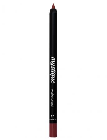 Mystique Waterproof Lip Pencil No 17 (warm nude)