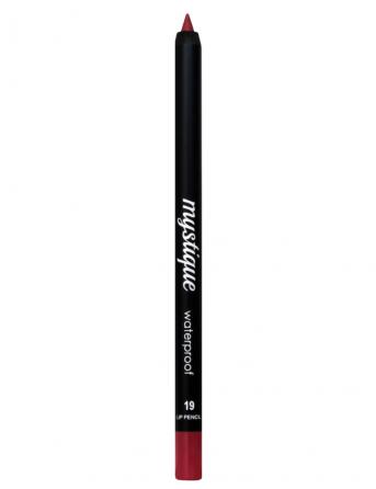Mystique Waterproof Lip Pencil No 19 (spring fab)