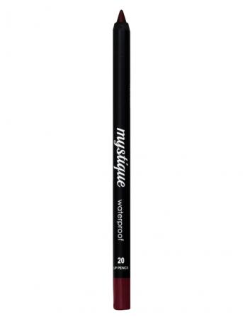 Mystique Waterproof Lip Pencil No 20 (euminus...