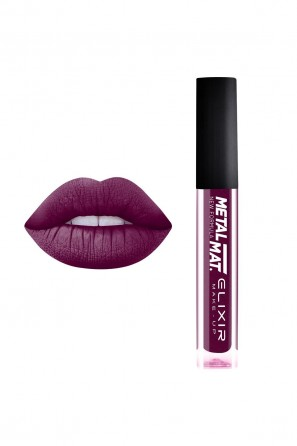 ELIXIR Liquid Lip Metal Matte -431 (Metallic...
