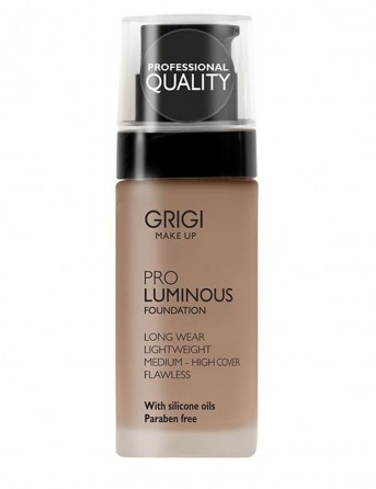 GRIGI MAKE-UP PRO LUMINUS FOUNDATION-23 CANDLE...