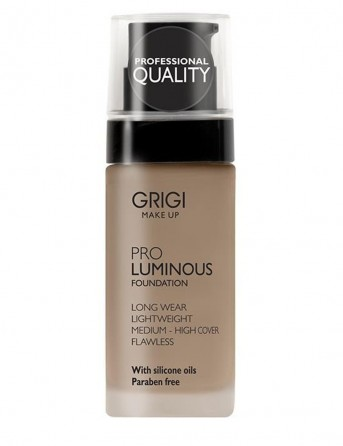 GRIGI MAKE-UP PRO LUMINUS FOUNDATION-25 DARK BEIGE