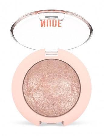 GR Nude Look Pearl Baked Eyeshadow -01 (Ivory)