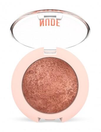 GR Nude Look Pearl Baked Eyeshadow -02 (Rosy...