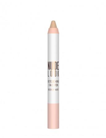 GR NUDE Look Retouching Face Pen-02 (Deep nude)