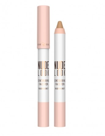 GR Nude Look Contouring Face Pen - Warm honey