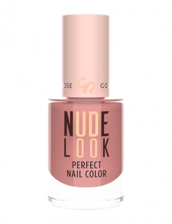 GR Nude Look Perfect Nail Color- 04(Coral Nude)