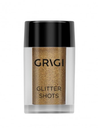 GRIGI GLITTER SHOTS - NO 107 GOLD