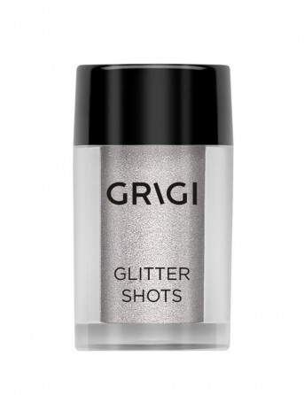 GRIGI GLITTER SHOTS - NO 108 WHITE