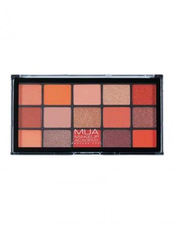 MUA Pro 15 Shade Eyeshadow Palette Empire...
