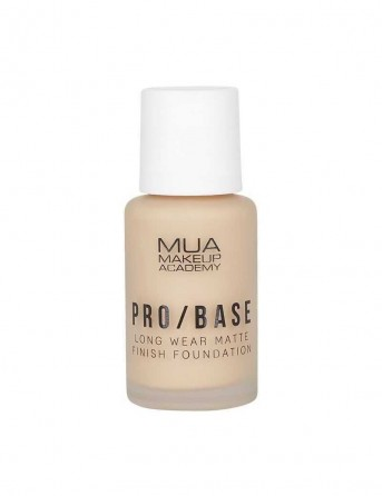 MUA PRO BASE LONG WEAR MATTE FINISH FOUNDATION...