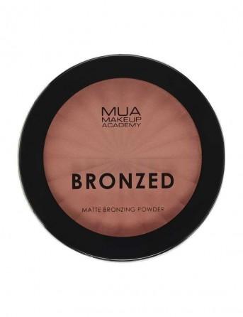 MUA Bronzed Matte Bronzing Powder - Solar -120
