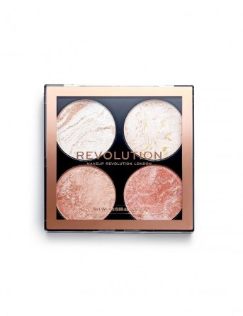 MAKE UP REVOLUTION CHEEK KIT TAKE A BREATHER