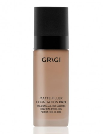 GRIGI MATTE PRO FILLER FOUNDATION-35 DARK BEIGE
