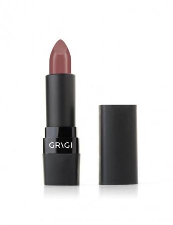 Grigi Make-up Matte Lipstick -Φυσικό Μωβ Σκούρο