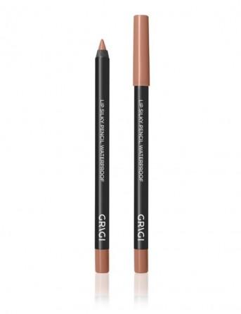 Grigi Make Up Waterproof Lip Silky Pencil - Μελί
