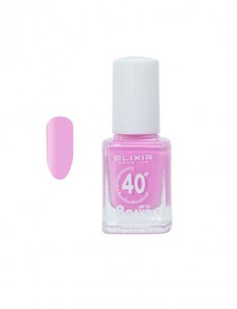 ELIXIR Βερνίκι 40 Up To 8 Days 424 (Pink)