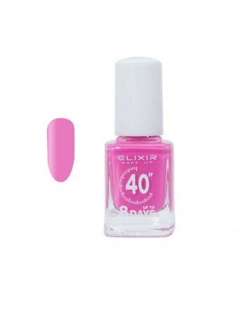 ELIXIR Βερνίκι 40 Up To 8 Days 425 (French Pink)
