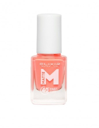 Βερνίκι Matte 40 Up To 8 Days M15 (Peach)