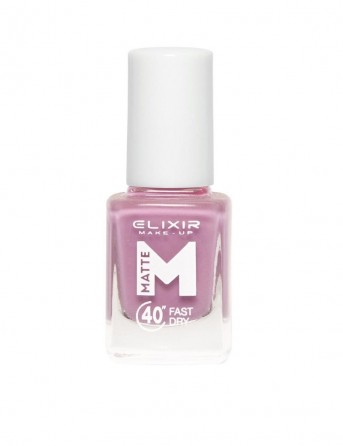 Βερνίκι Matte 40 Up To 8 Days M31 (China Pink)