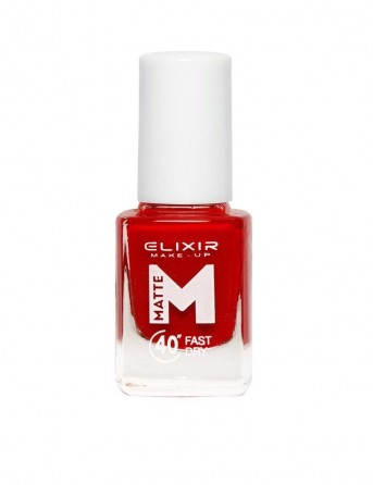 Βερνίκι Matte 40 Up To 8 Days M46 (Scarlet)