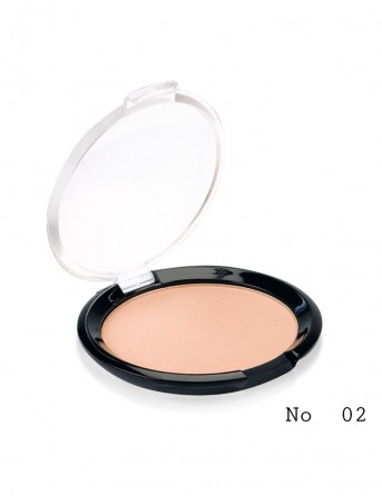 Gr Silky Touch Compact Powder  - 02